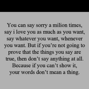Dont talk